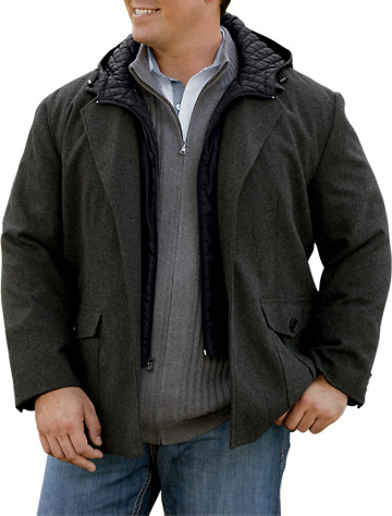 Casual Male XL is a specialty retailer in mens apparel in larger sizes with over stores in the US as well as online stores, outlet centers and telephone ordering to make shopping easy.