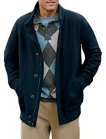 Oak Hill® Wool Blend Bomber