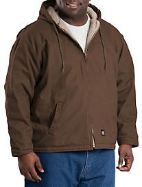 Berne® Sanded Hooded Work Jacket