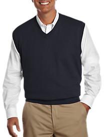 Oak Hill® V-Neck Sweater Vest