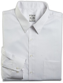 Geoffrey Beene® Wrinkle-Free Tonal Sateen Dress Shirt
