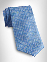 Geoffrey Beene® Flower Neat Silk Tie