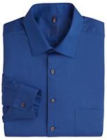 Geoffrey Beene® Wrinkle-Free Comfort Stretch Dress Shirt