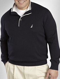 NAU Main Sail Mock Sweater