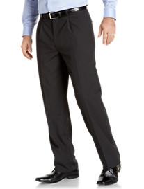 Geoffrey Beene® Sharkweave Flat-Front Suit Pants