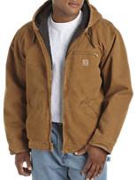 Carhartt® Hooded Sandstone Sierra Jacket