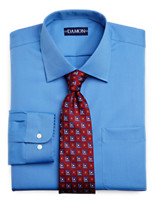 Damon Ultra Pinpoint Dress Shirt