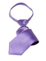 Silver Edition™ Dimension Solid Zipper Tie