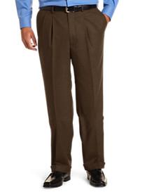 Geoffrey Beene® Wool Pleated Pants