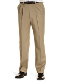 Geoffrey Beene® Wool Pleated Pants