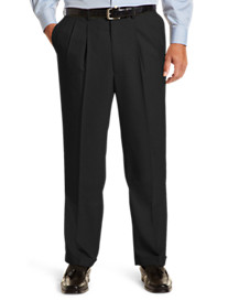 Geoffrey Beene® Wool Blend Pleated Pants