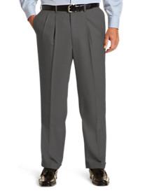 Geoffrey Beene® Wool Blend Pleated Pants