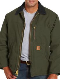 Carhartt® Sherpa-Lined Sandstone Ridge Coat