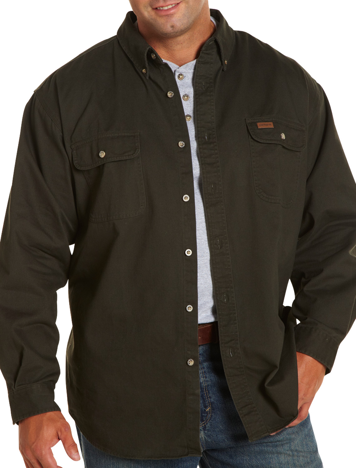 Button Down Work Shirts from Destination XL