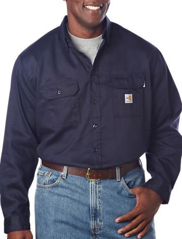 Navy Shirts by Carhartt®