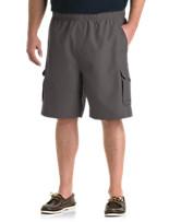 Reebok PlayDry® Ripstop Cargo Shorts
