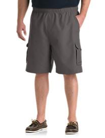 Reebok Play Dry® Ripstop Cargo Shorts