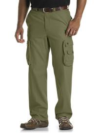 True Nation® Bellowed Cargo Pants