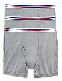 Harbor Bay® 3-pk Boxer Briefs