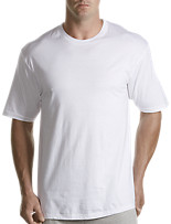 Harbor Bay® 3-pk Crewneck T-Shirts