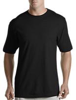 Harbor Bay® 3-pk. Color Crewneck T-Shirts