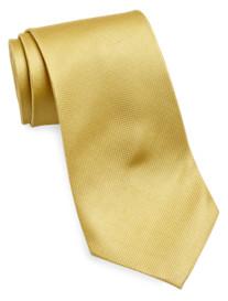 Gold Series Solid Silk Tie