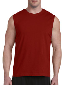 Harbor Bay® Wicking Jersey Muscle Tee