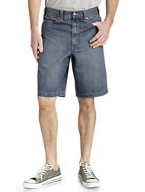 True Nation® Relaxed-Fit Denim Shorts