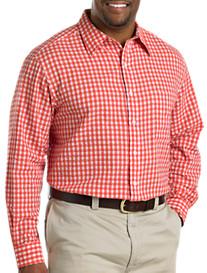 Harbor Bay® Gingham Seersucker Sport Shirt