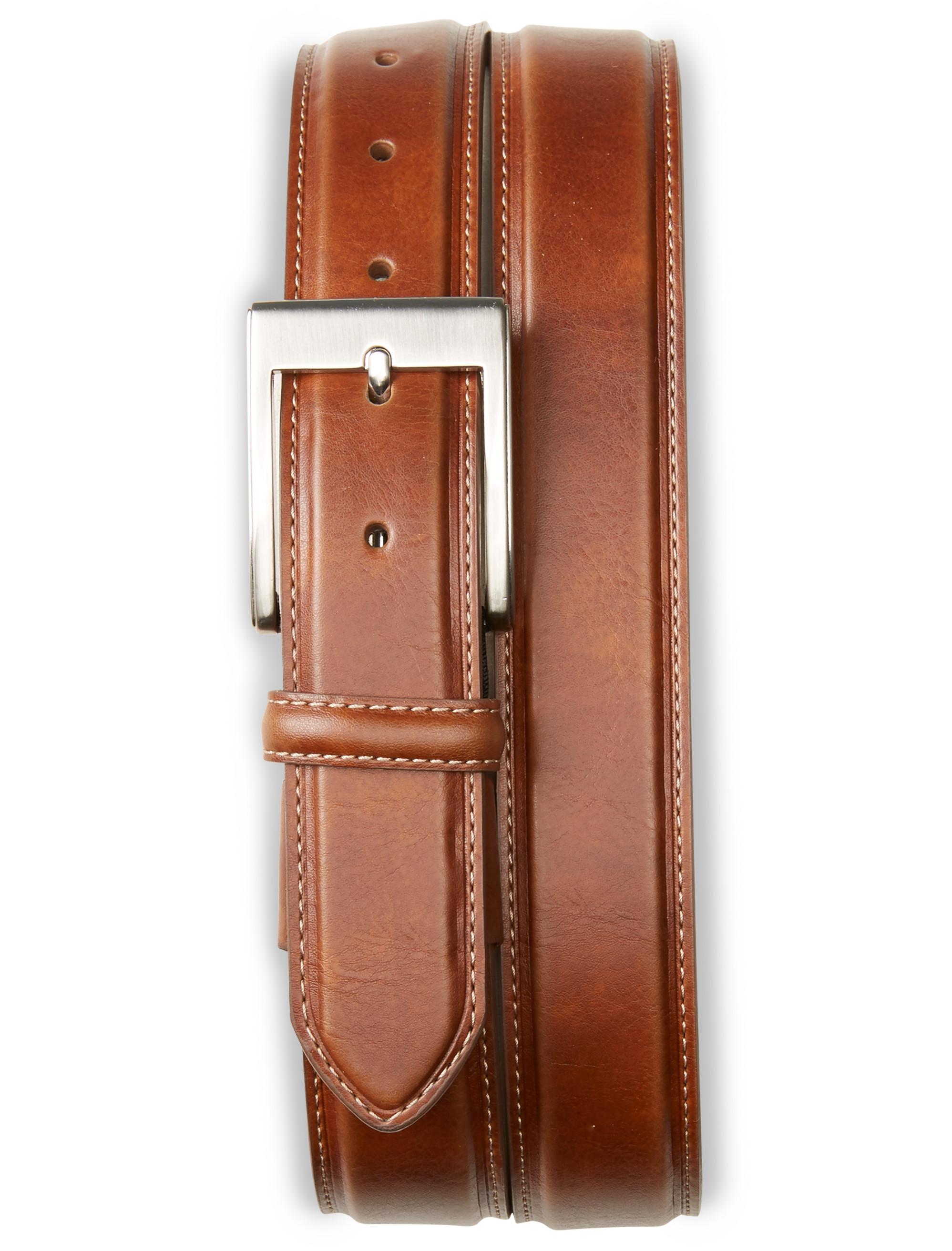 harbor bay extender leather dress belt casual xl big