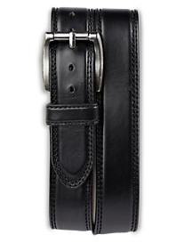 Harbor Bay® Wide Leather Jeans Belt