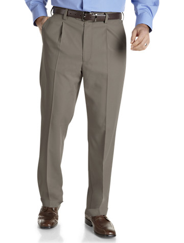 Gold Series Continuous Comfort® Performance Plus Pleated Pants