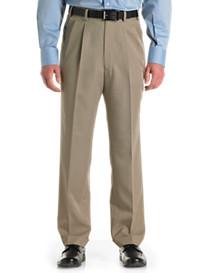 Silver Edition™ Waist-Relaxer® Pleated Gabardine Pants