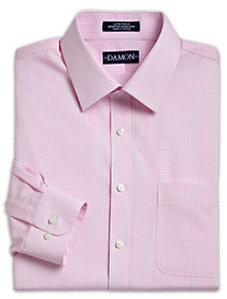 Damon® Check Ultra Poplin Dress Shirt