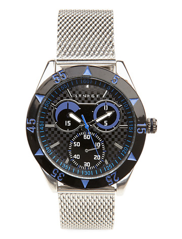 Synrgy™ Mesh Bracelet Watch