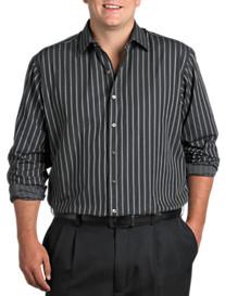 Synrgy™ Herringbone Stripe Sport Shirt