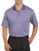 Reebok Play Dry® Stripe Polo