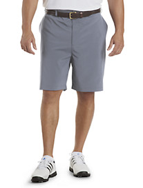 Reebok Golf PlayDry® Continuous Comfort™ Flat-Front Shorts