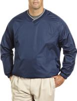 Reebok Play Dry® V-Neck Windshirt