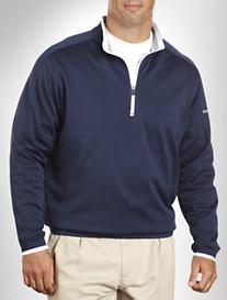 Reebok Golf Play Dry® Fleece Pullover