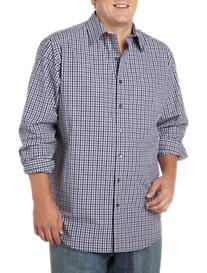 True Nation® Small Gingham Sport Shirt