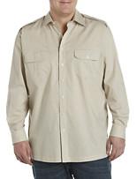 Harbor Bay® Long-Sleeve Pilot Sport Shirt