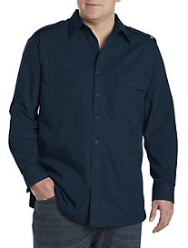 Harbor Bay® Long-Sleeve Pilot Sport Shirt