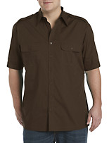 Harbor Bay® Short-Sleeve Pilot Sport Shirt