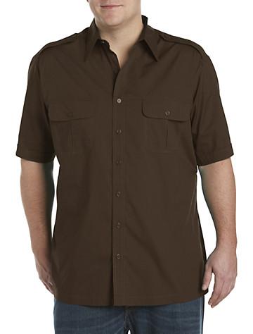 Harbor Bay® Short-Sleeve Pilot Sport Shirt