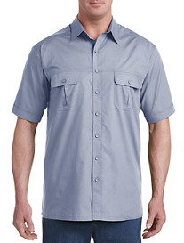 Harbor Bay® Short-Sleeve Co-Pilot Sport Shirt