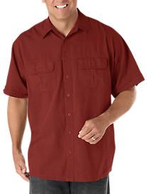 Harbor Bay® Short-Sleeve Co-Pilot Sport Shirt