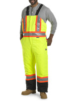 Work King® Lined Insulated Bib Overalls