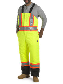 Work King Lined Insulated Bib Overalls