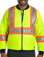 Work King® Quilted Safety Jacket